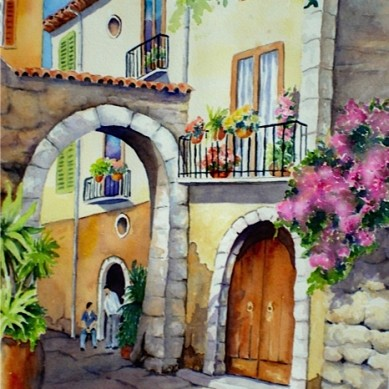 Sicilian-Shadows_Watercolour-18x23